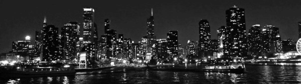 chicago_skyline_bw